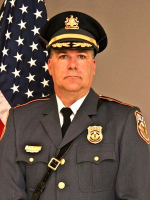 Garth Warner has been appointed chief of the Derry Township Police Department.