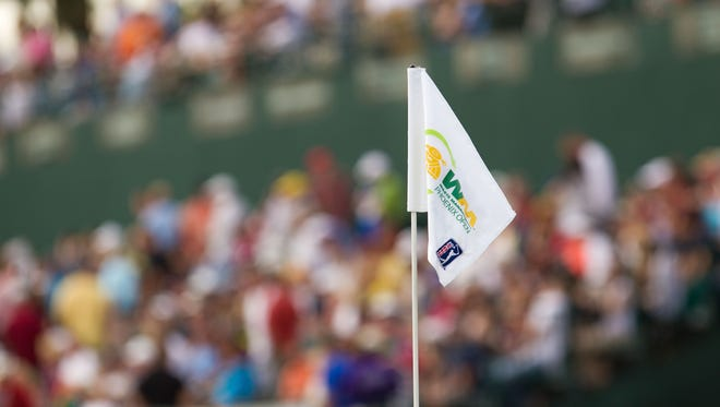 The Waste Management Phoenix Open at TPC of Scottsdale.