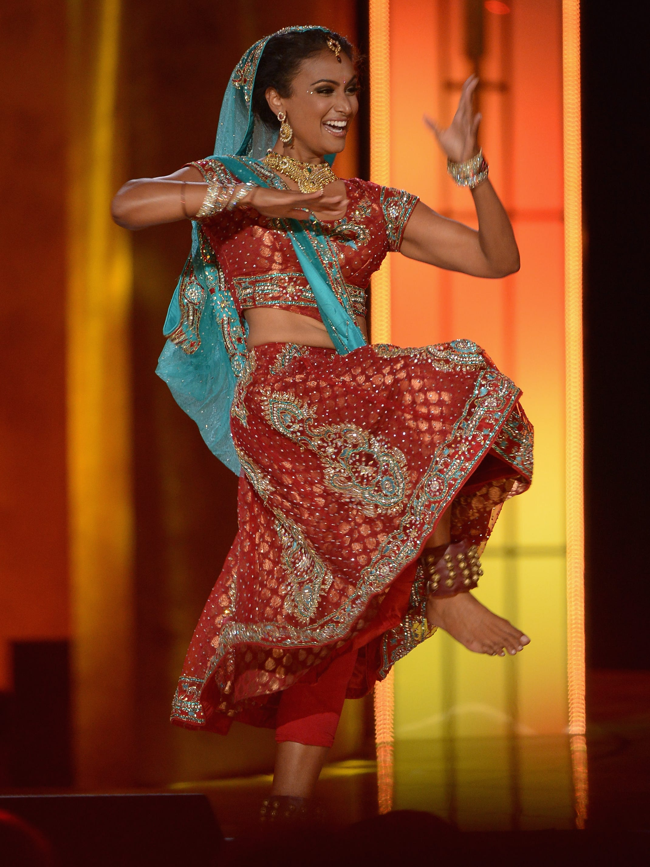 Miss America Nina Davuluri brushes off racist remarks