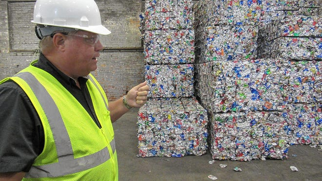 A package of bills recently introduced in the state House aims to rewrite Michigan's solid waste law to emphasize recycling and composting material over sending it to landfills.