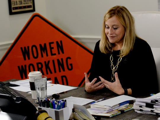 Nashville Mayor Megan Barry talks about her son, Max,