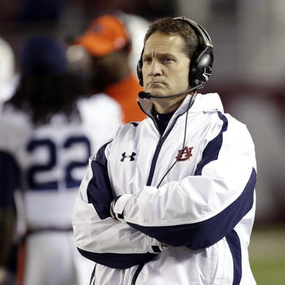 Former Auburn coach Gene Chizik is going to try and improve a North Carolina defense that allowed 39 points per game last season.