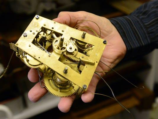joe clark clock repair long