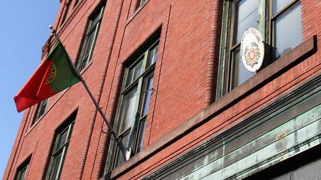 Consulado de New Bedford.