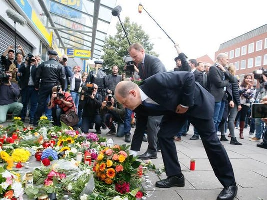 GERMANY-CRIME-KNIFE