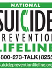 National Suicide Prevention Lifeline
