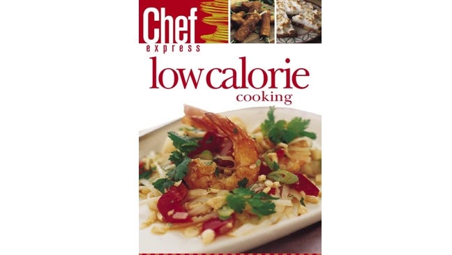 """Download a free e-cookbook today titled """"Low Calorie Cooking"""" to the device of your choie."""