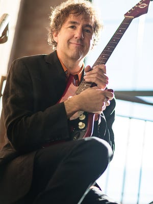 Greg Townson celebrates the release of his second solo album Friday, Oct. 16, at Abilene Bar & Lounge.
