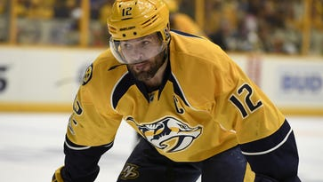 Mike Fisher returning to the Predators shakes fan base