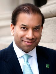 Sandy Baruah, president and CEO of the Detroit Regional Chamber