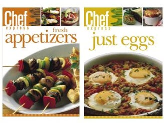 Download complete recipes (with pictures!) from your FREE 64-page e-cookbook. A new title every week