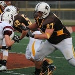 Jordon Machlis is a returning starter on the offensive and defensive lines for the North Farmington football team.