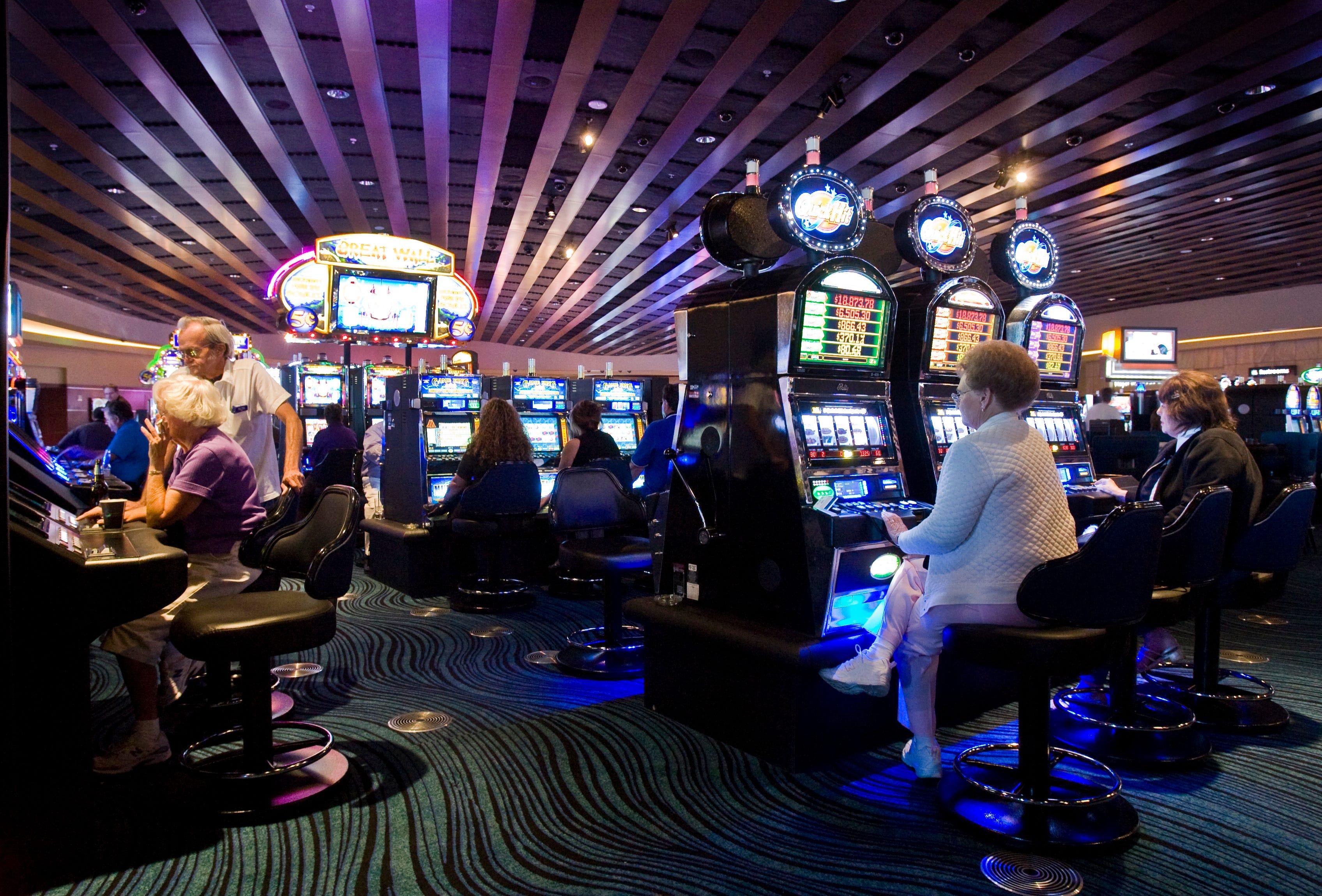 Bossier city casinos shows