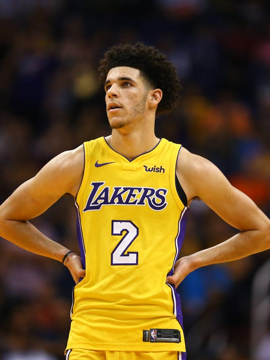 NBA: Los Angeles Lakers at Phoenix Suns
