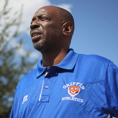 Ron Lang, 58, has been coaching basketball in Tallahassee