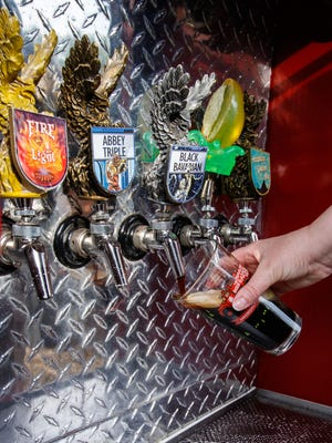 The Traveling Beer Gardens come back to Milwaukee County Parks starting May 13.