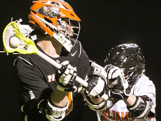 Central York's T.J. Ross has 79 goals and 43 assists this season.