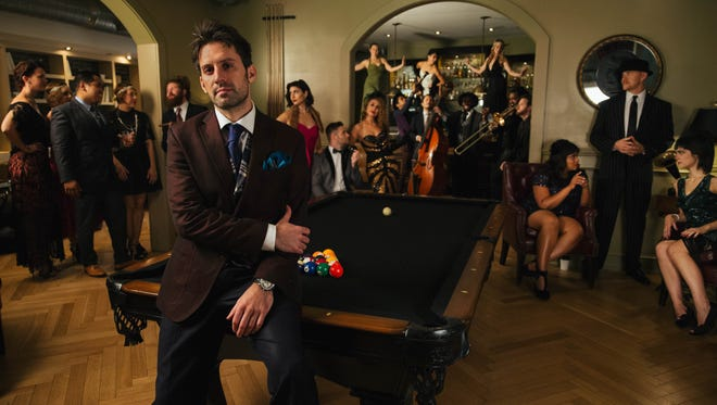 Scott Bradlee's Postmodern Jukebox plays Red Bank's Count Basie Theatre on Oct. 5.
