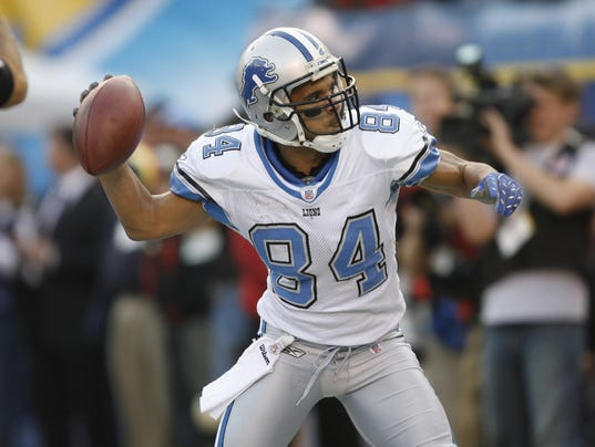 Grading The Detroit Lions Recent Free Agent Wr Signings