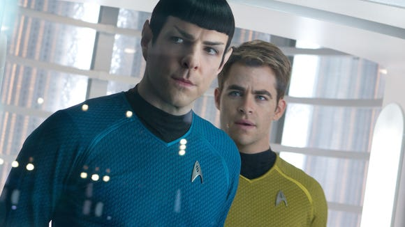 People wanted Kirk/Spock long before these two took