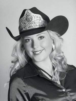 Miss Rodeo New Jersey 2014 Amanda Thompson