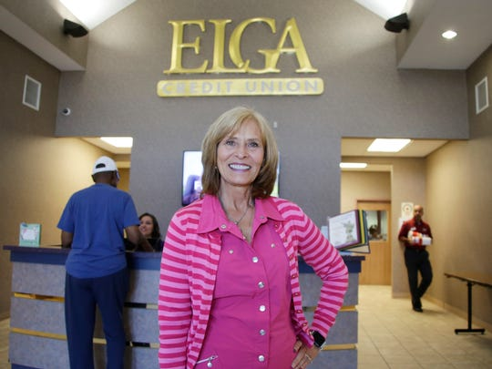 Karen Church, CEO of ELGA Credit Union, said one-on-one conversations are scheduled regularly where managers and team members discuss goals.