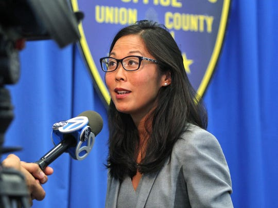 Acting Union County Prosecutor Grace H. Park answers