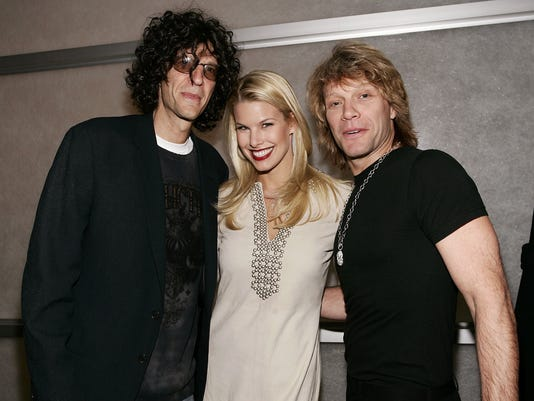 Bon Jovi Howard Stern