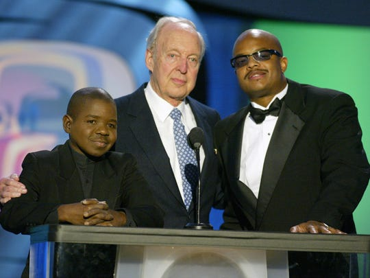 """The men of """"Diff'rent Strokes"""" reunited at the 2003"""