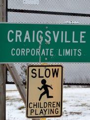 CraigsvilleSign1.JPG