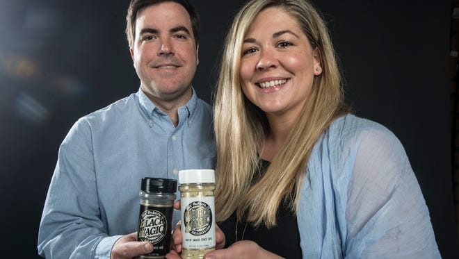 Robert and Ashley Landers now own the rights to the meat seasonings that made Penny Profit a Montgomery staple for nearly 70 years.