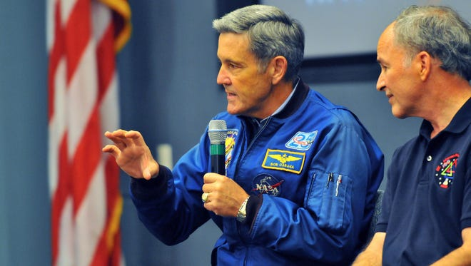 Kennedy Space Center director Bob Cabana will speak at the pre-race dinner the night before the Space Coast Marathon and Half Marathon.