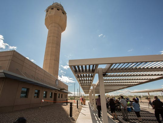 Tucson International Airport control tower