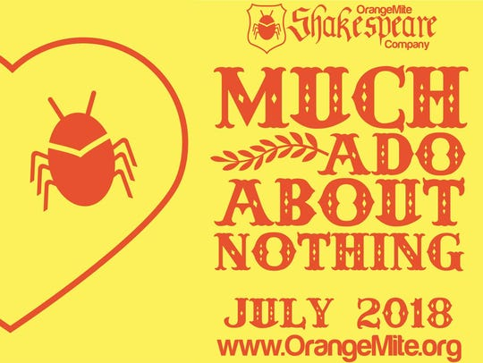 "Orangemite Studios presents ""Much Ado About Nothing,"""