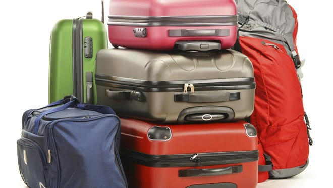 March is generally a good time to buy luggage.