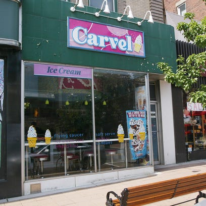 The Carvel on Main Street in Madison.