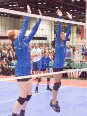 """""""We are proud of the players for working so hard, and always giving our club a good name, representing Jupiter in a positive way all over Florida, and beyond,"""" said Juan Asconape, president of Jupiter Tequesta Athletic Association volleyball. """"It is quite an accomplishment for a local team from the Jupiter-Tequesta area to be on this national stage. We'll be rooting for their success in Minneapolis."""""""