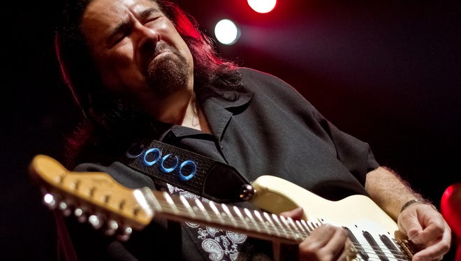 Coco Montoya will perform at 7:30 p.m. Thursday, April 13, at The Concourse, 940 Blackstock Ave.