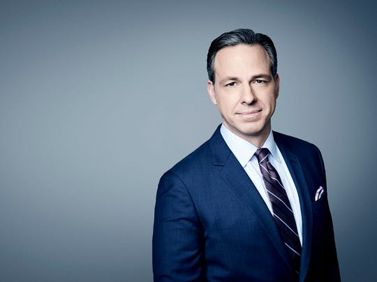 Jake Tapper was fall's top non-primetime TV personality, at least measured by social-media engagement, Nielsen says.