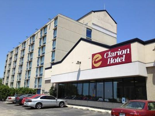The city expects this week to close on the sale of the Clarion Hotel, 201 Main St., to American Hospitality Management.