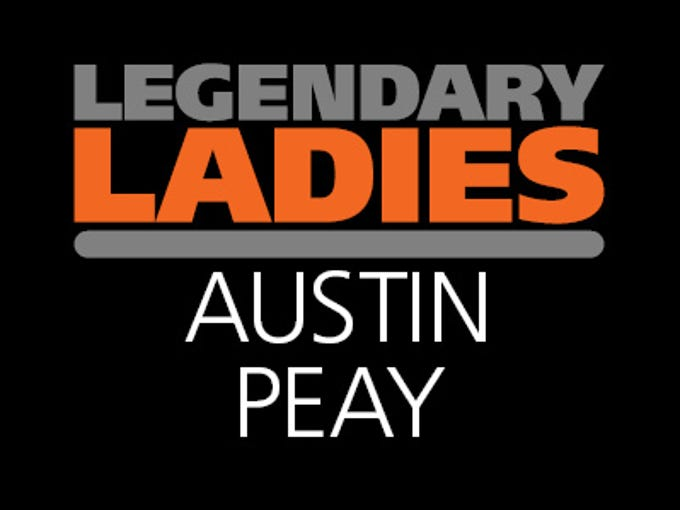 Austin Peay's top all-time women's athletes.