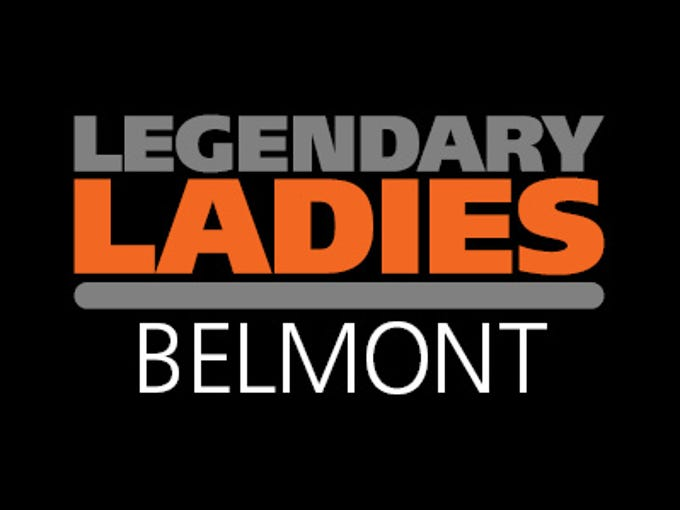Belmont's top all-time women's athletes.