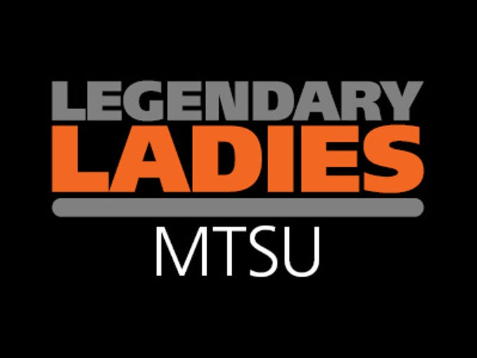MTSU's top all-time women's athletes.