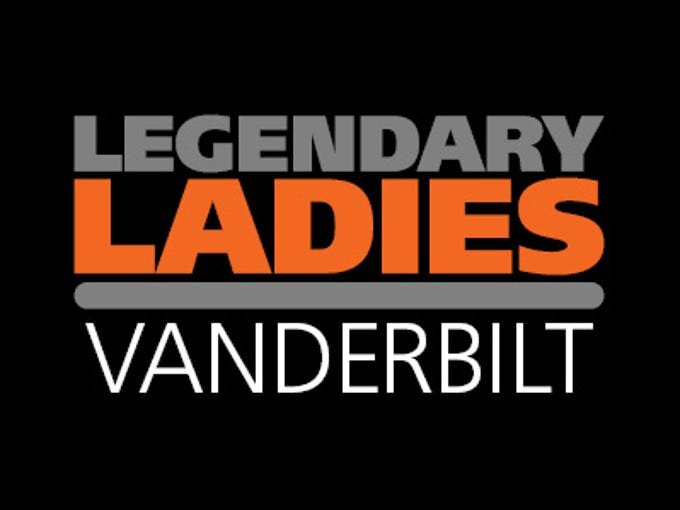 Vanderbilt's top all-time women's athletes.