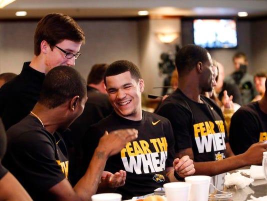 Selection Sunday Wichita State Basketball