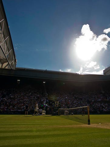Wimbledon announced that this year's prize money will
