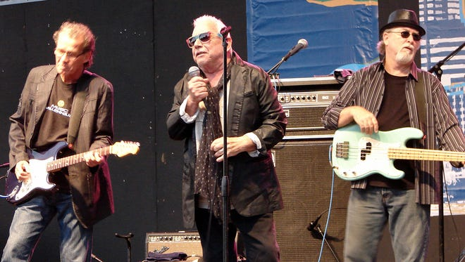 Rock icon Eric Burdon and his band, the Animals, play a 7:30 p.m. concert Feb. 17 at the Admiral Theatre, more than 23 years after Burdon's induction into the Rock and Roll Hall of Fame.