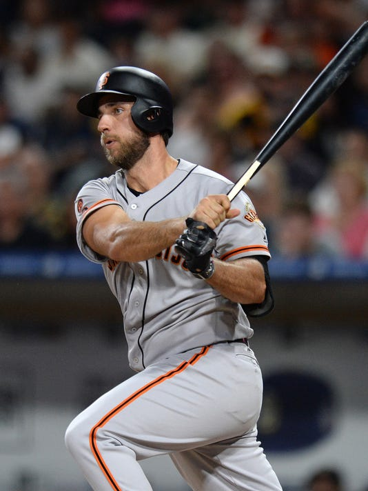MLB: San Francisco Giants at San Diego Padres