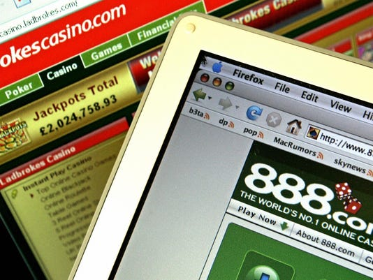 The online gambling websites of 888 hold