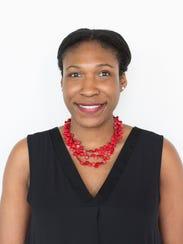 Pinterest diversity chief Candice Morgan